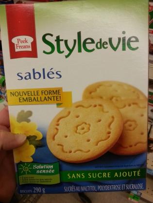 Biscuits Peek Freans